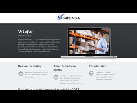 www.impensa.sk