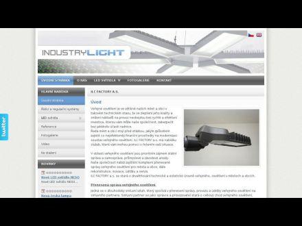www.industrylight.sk