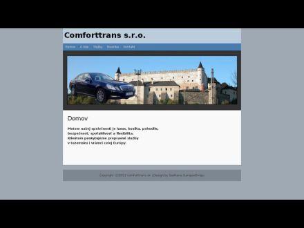 www.comforttrans.sk