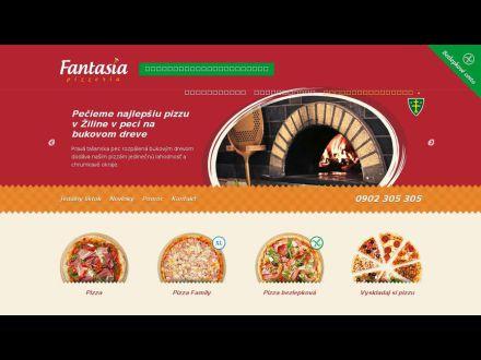 www.pizzafantasia.sk