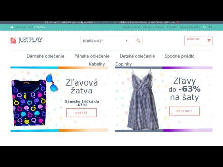 www.justplay.sk