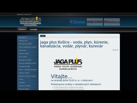 www.jagaplus.sk