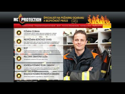 www.mcprotection.sk