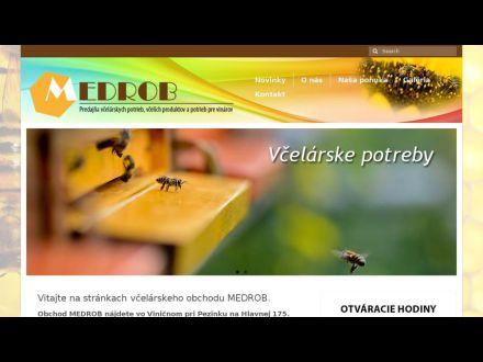 www.medrob.sk