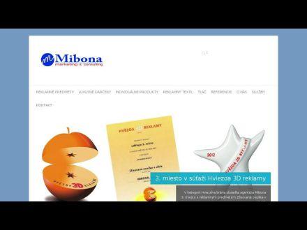 www.mibona.sk