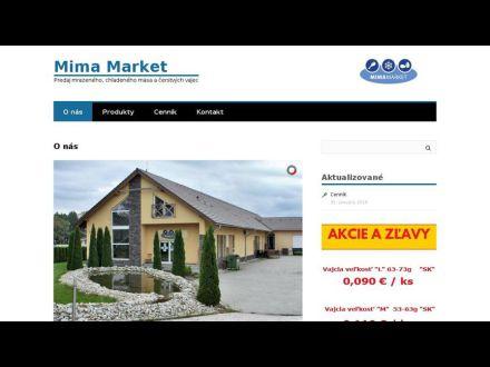 www.mimamarket.sk