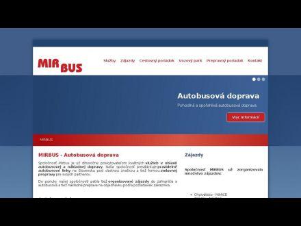 www.mirbus.sk