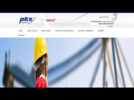 www.pkzlogistics.com