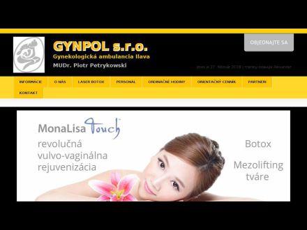 www.gynpol.sk
