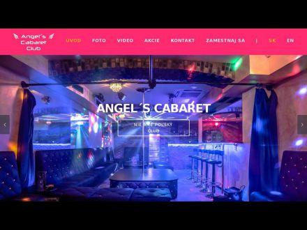 www.angelscabaretclub.sk