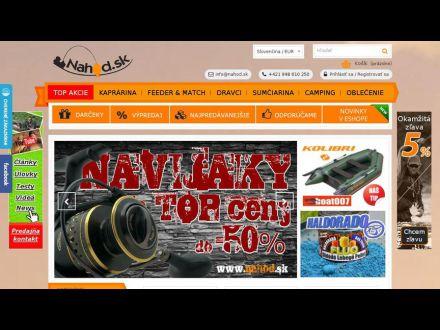 www.nahod.sk