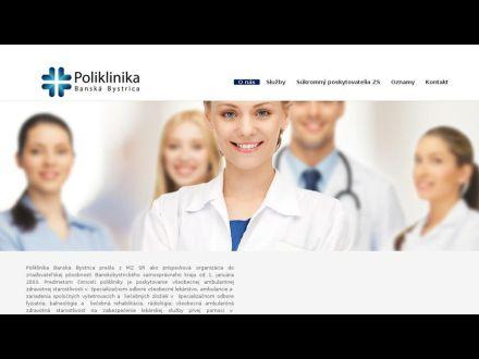 www.poliklinikabb.sk