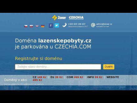 www.lazenskepobyty.cz