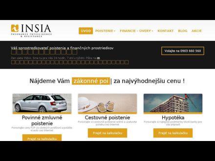 www.novepoistenie.sk