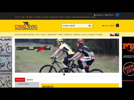 www.cyklosvec.cz