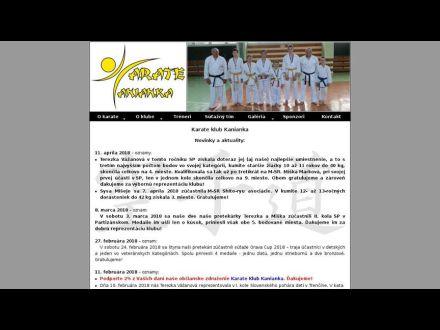 www.kk-kanianka.sk