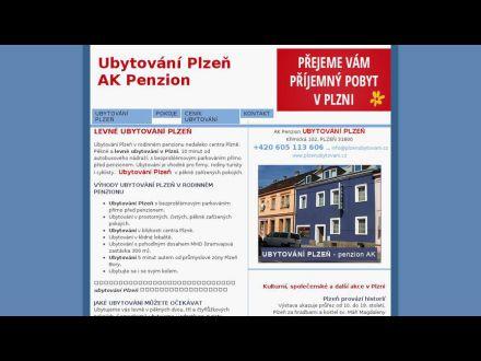 www.plzenubytovani.cz
