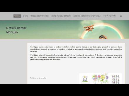www.dedmacejko.sk