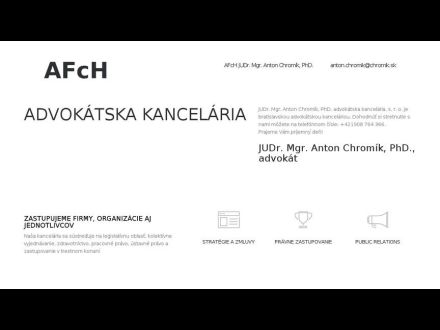 www.afch.sk