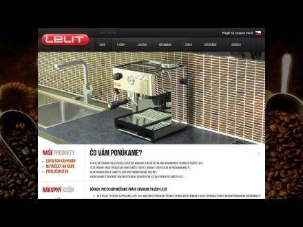 www.lelitespresso.sk