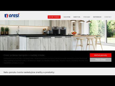 www.oresi.sk