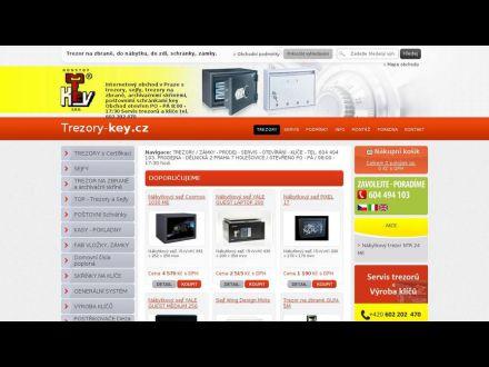 www.trezory-key.cz