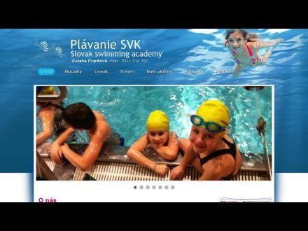 www.plavaniesvk.sk