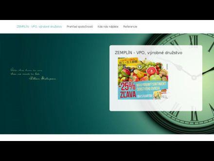 www.zemplin-vpo.sk-reg-sro.com
