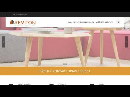www.remiton.sk