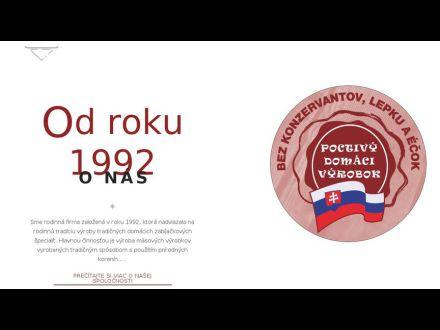 www.poctivaklobasa.sk