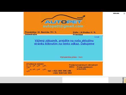 www.autopet.sk