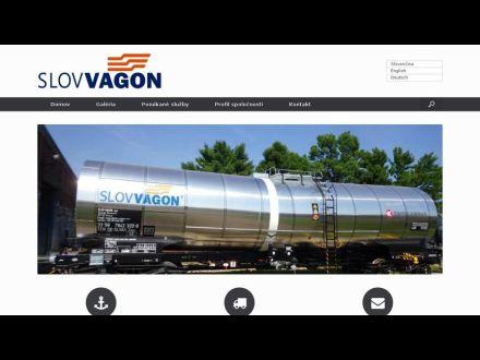 www.slov-vagon.sk