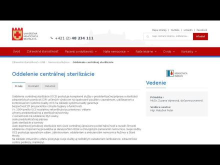 www.unb.sk/oddelenie-centralnej-sterilizacie/