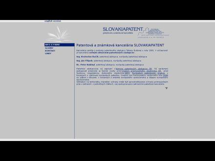 www.slovakiapatent.sk/sp_info.html