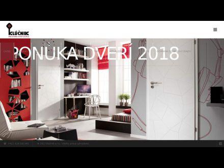 www.klucnik.sk