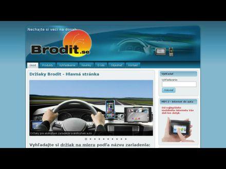 www.brodit.sk