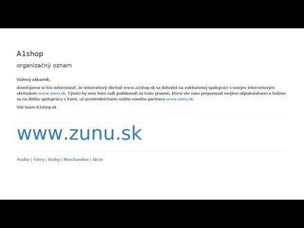 www.zunu.sk
