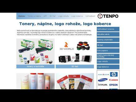 www.tenpo.sk