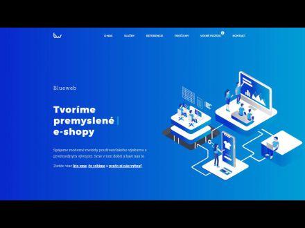 www.blueweb.sk