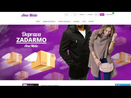 www.amamoda.sk