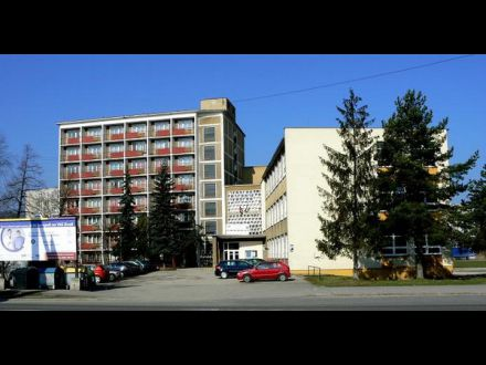 Pracovisko školy Bystrická cesta 2
